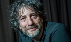 Neil Gaiman … 'I'm some kind of lunatic elder statesman'