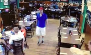 Austin Harrouff CCTV footage