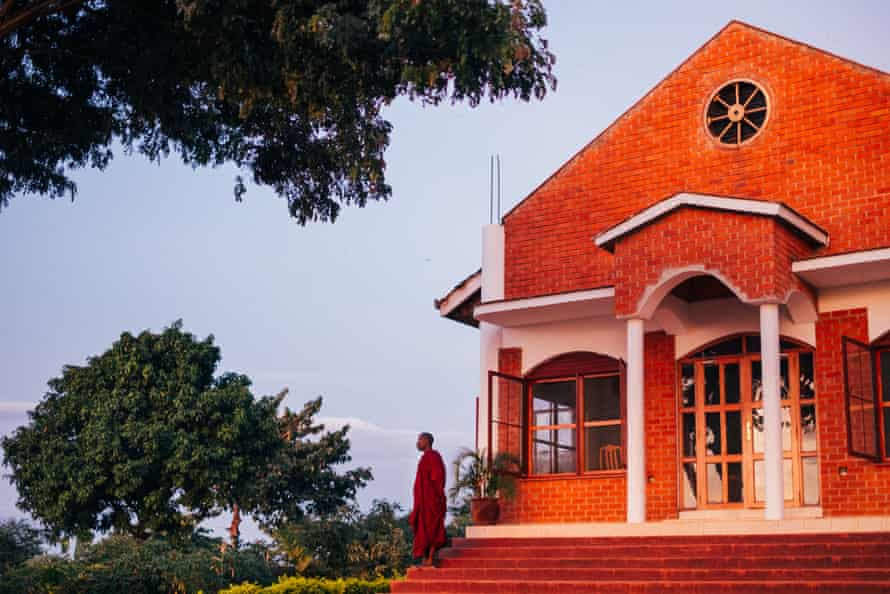 The Ugandan Buddhist Centre was founded in 2005.