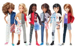 Mattel has announced the release of Creatable World, its first series of gender-neutral dolls.