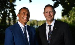 Craig Challen and Richard Harris have been named joint Australian of the year for helping rescue the schoolboys trapped in the Thai cave in 2018.