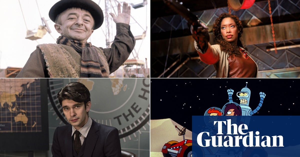 Firefly To Futurama The Cancelled Tv Shows You Are Still