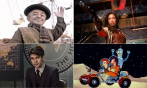 Sorely missed … Carnivàle, Firefly, Futurama and the Hour.
