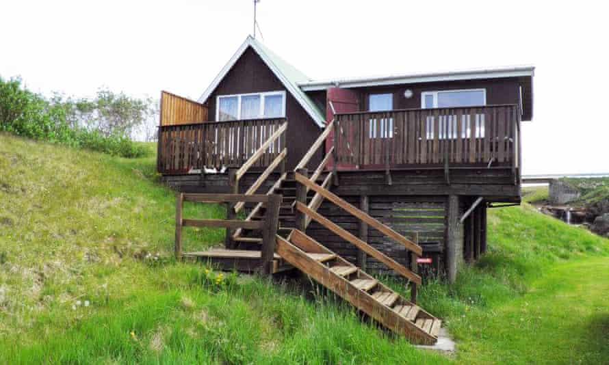 Brennistaðir Berghylur Cottage