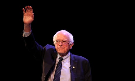 Everyone loves Bernie Sanders. Except, it seems, the Democratic party