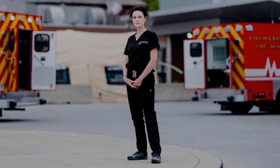 'In medicine, we've ignored women': Dr Alyson McGregor, Rhode Island Hospital.