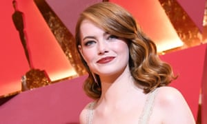Emma Stone is closely followed by Jennifer Aniston and Jennifer Lawrence in Forbes' annual list of top female earners in Hollywood.