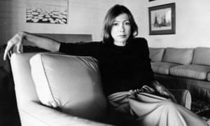 Joan Didion, pictured circa 1977, is among the women chronicled