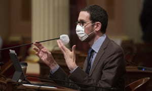 Scott Wiener is still in the early stages of drafting his bill and is working on the small details.