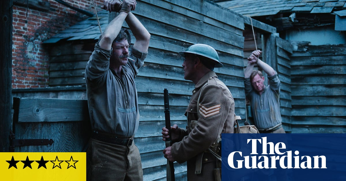 The War Below review – wartime tunnelling heroes rushed through drama