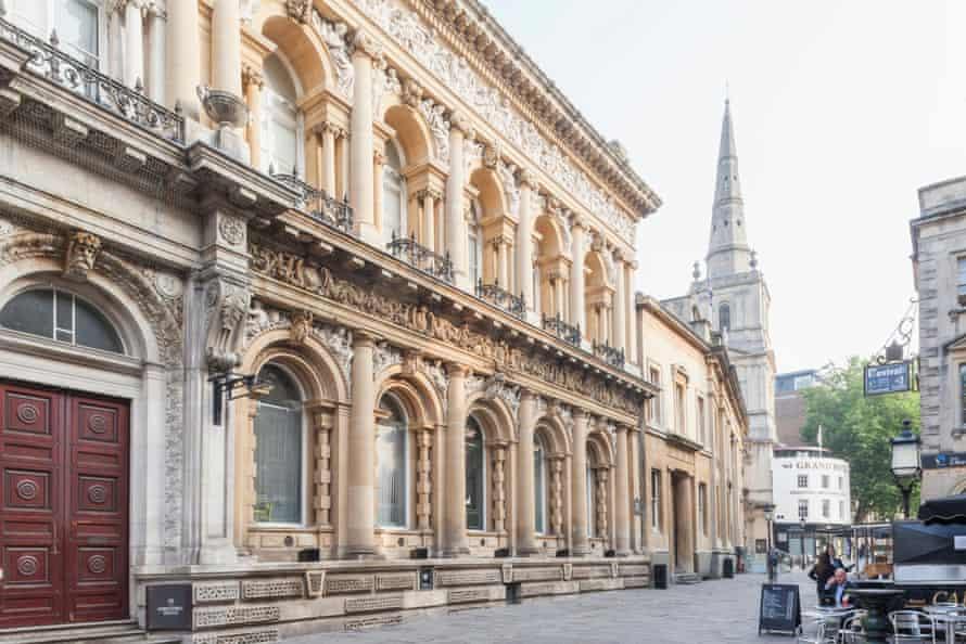 Bristol's Old City