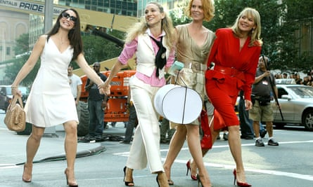 Sex and the City: The Movie from 2007.