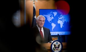 'On leading America's diplomacy with the world and running state, Tillerson has been an utter disaster – but his policy views were about as moderate as they come inside the Trump administration.'
