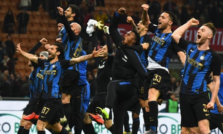 Inter take the Milan derby spoils and leap over rivals in Serie A standings | Paolo Bandini
