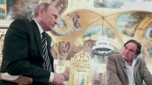 Is Oliver Stone kneeling at the shrine of an anti-humanitarian tyrant? … The Putin Interviews.