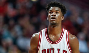 NBA draft: blockbuster Jimmy Butler trade makes Wolves the