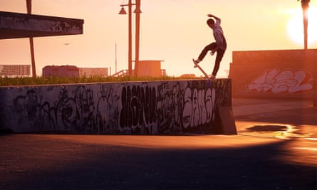 'The game broke down cultural barriers' … Tony Hawk's Pro Skater.