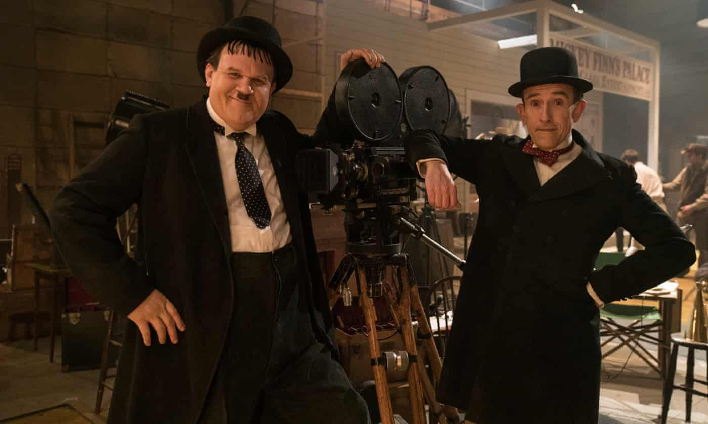 Stan & Ollie: The little-known side of history's best loved comedians