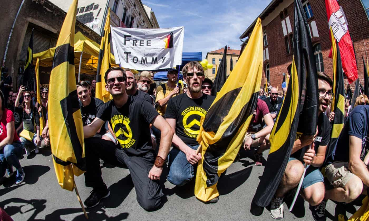 Infiltrator exposes Generation Identity UK's march towards extreme far right