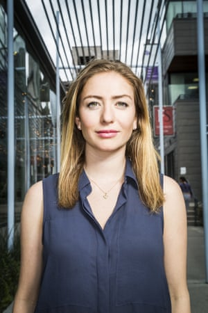 Former Tinder vice-president Whitney Wolfe