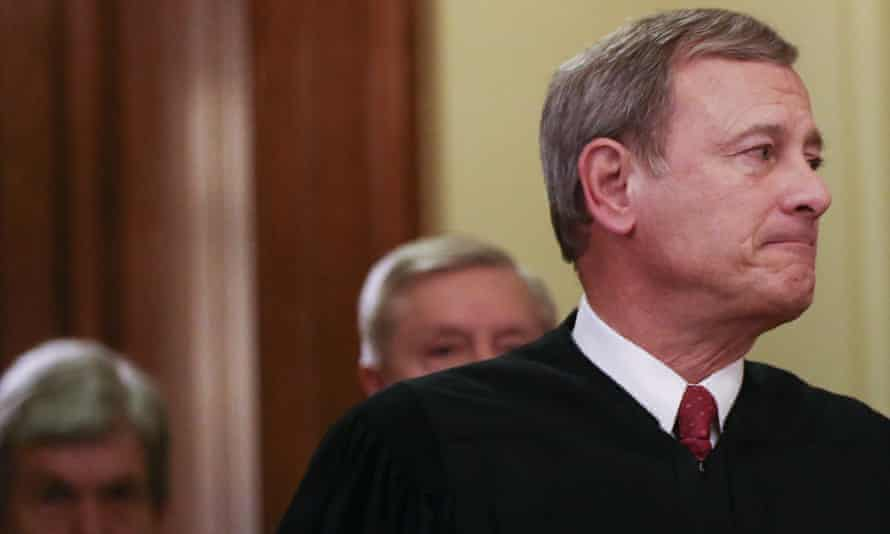 John Roberts arrived in Washington almost 30 years ago as a young justice department appointee with a particular interest: eroding the protections of the Voting Rights Act.