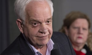 Canadian ambassador to China, John McCallum