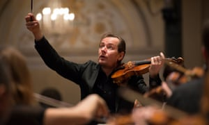 Australian Chamber Orchestra's Richard Tognetti.