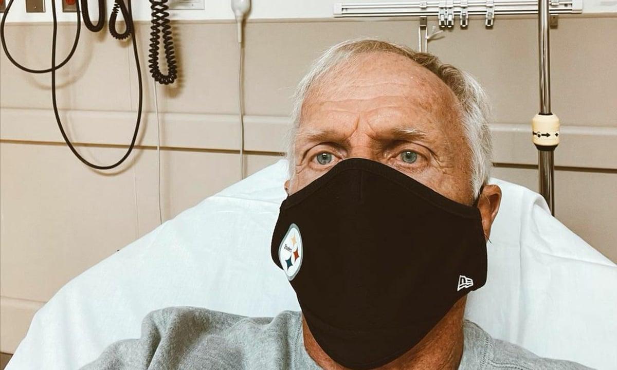 Australian Golf Great Greg Norman Hospitalized After Showing Coronavirus Symptoms