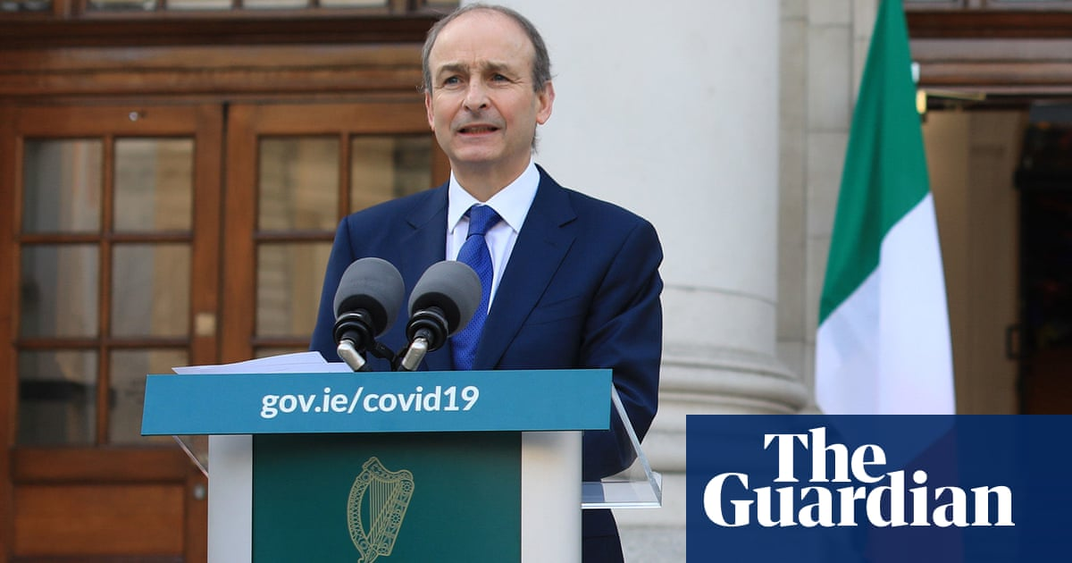 Irish government's authority frays amid fears of new Covid wave