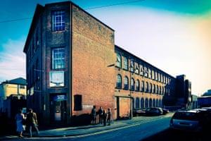 BACKLIT GALLERY Nottingham