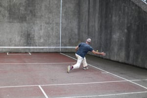 James O Jenkins documents the last handball court in Wales