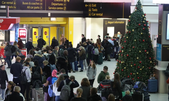 Gatwick returns to normality but drone threat remains