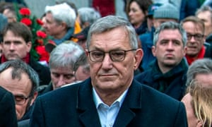 Bernd Riexinger, co-leader of Die Linke.