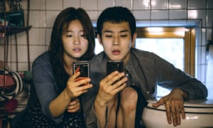 A gem … Bong Joon-ho's Parasite, nominated for best film and best film not in the English language.