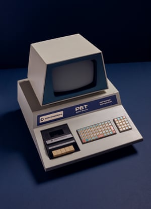 Commodore PET 2001 (1977) home computer