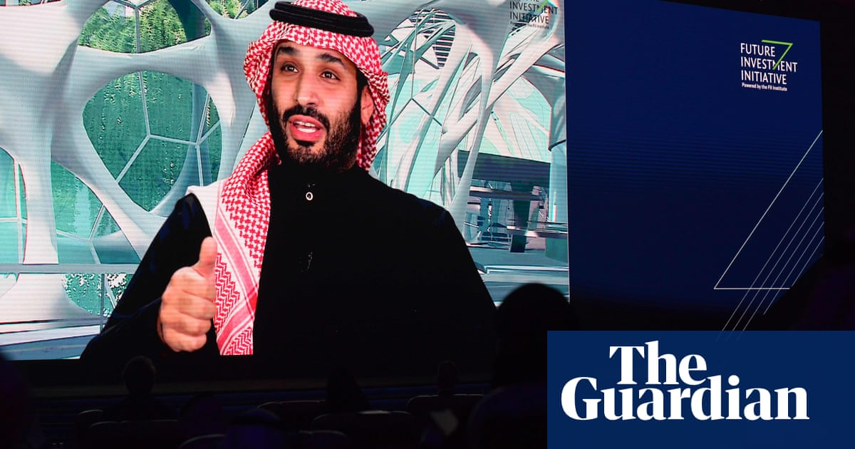 US decision not to punish crown prince puts us in grave danger, Saudi exiles say