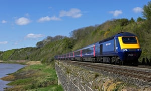 First Great Western's Swansea to Paddington service