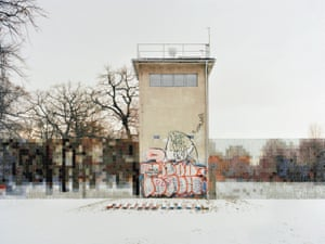Former Guard Tower Off Puschkinallee (Finalist: single image in Border category)