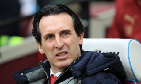 'We couldn't control the match': Emery on Arsenal loss to West Ham – video
