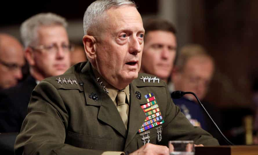 'Is it time to reduce the triad to a diad, removing the land‐based missiles?' James Mattis asked in 2015.