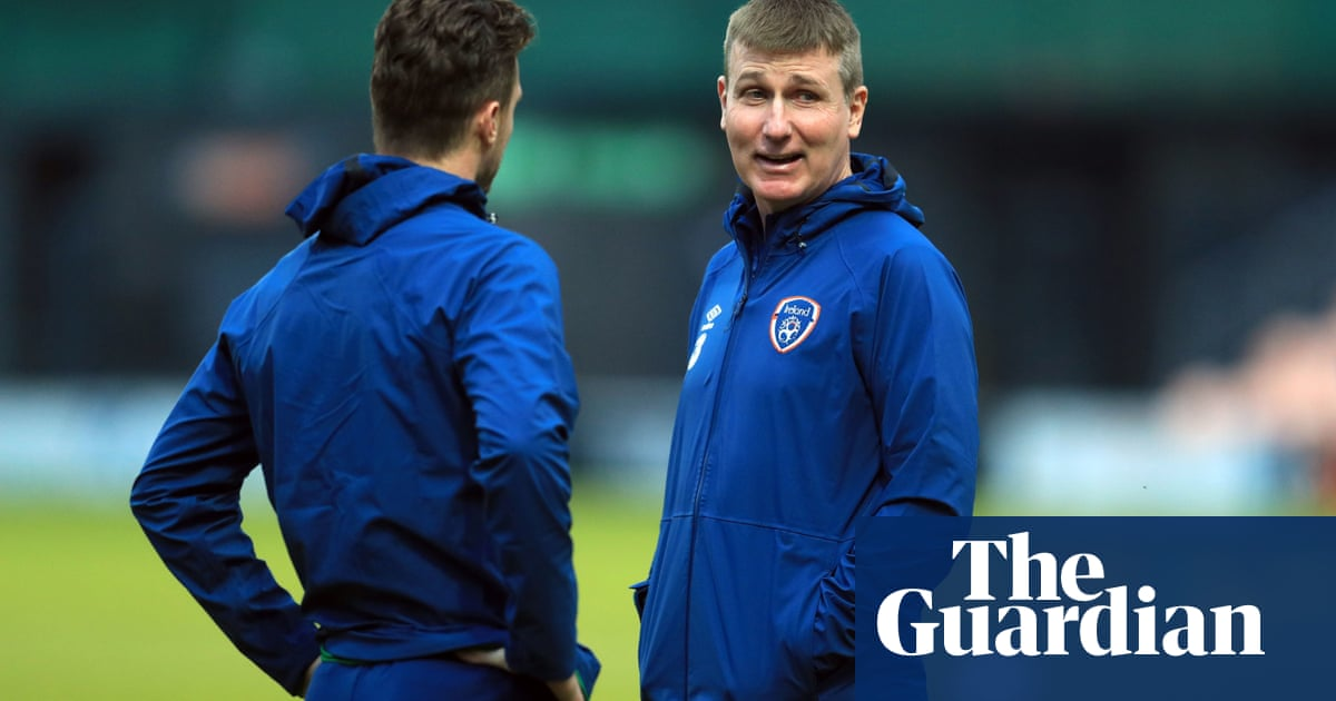 Ireland manager Stephen Kenny faces FAI hearing after anti-English video