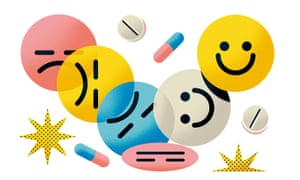 Illustration of pills