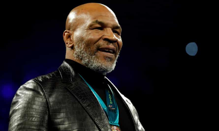 Mike Tyson: 'I believe if I'd been introduced to the benefit of psychedelics early in my professional career, I would have been a lot more stable'