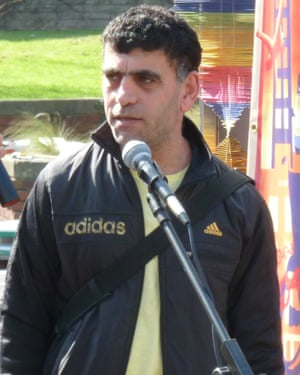 Kamil Ahmad believed the authorities in Britain would protect him