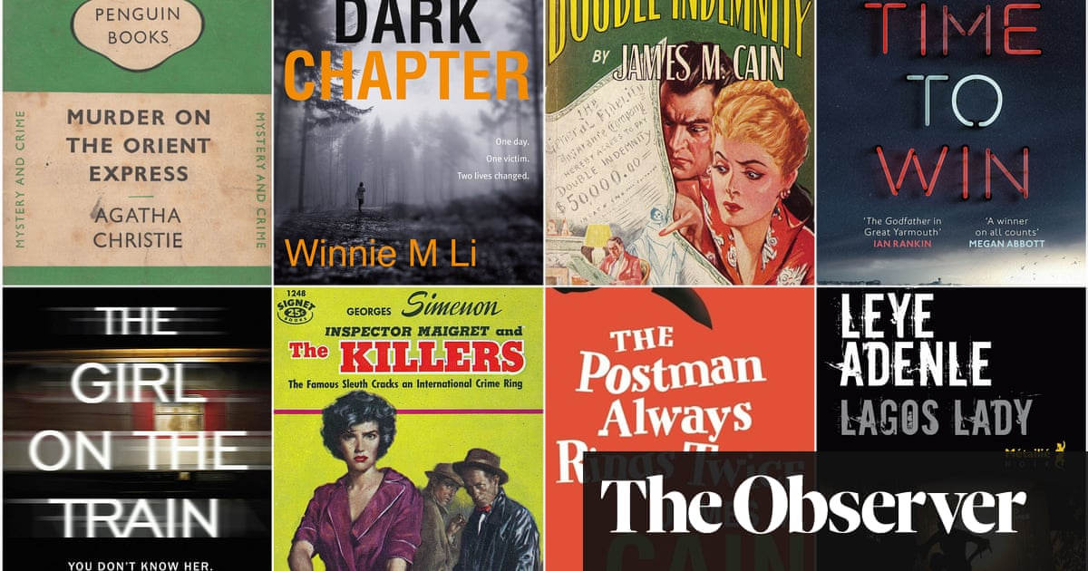 The perfect crimes: why thrillers are leaving other books