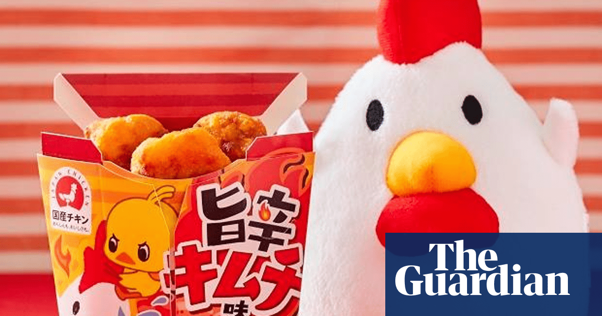 Robot-fried Chicken – A Whole New Meaning to Battery Hens