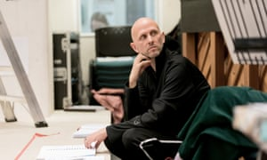 Wayne McGregor: 'I was horrified by how few women we'd commissioned'