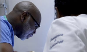 Dr Willie Parker in Trapped: 'When you have a sense of duty about what you do, it allows you to ignore the naysayers.'