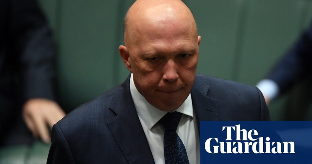Peter Dutton ridiculed for ordering end to morning teas celebrating diversity