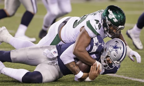 Make no mistake: it's panic time for the free-falling Dallas Cowboys